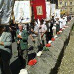 La Procession se met en route