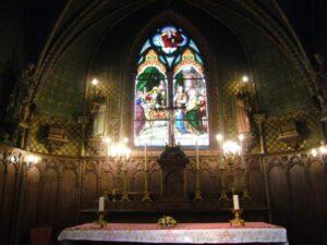 Chapelle RAFLB
