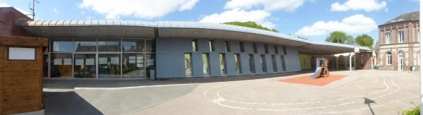 Ecole Cour et salle activité