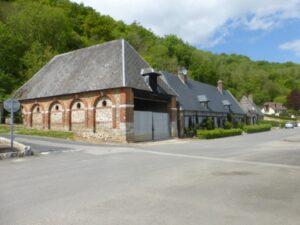 Maison d'un ancien corps de ferme