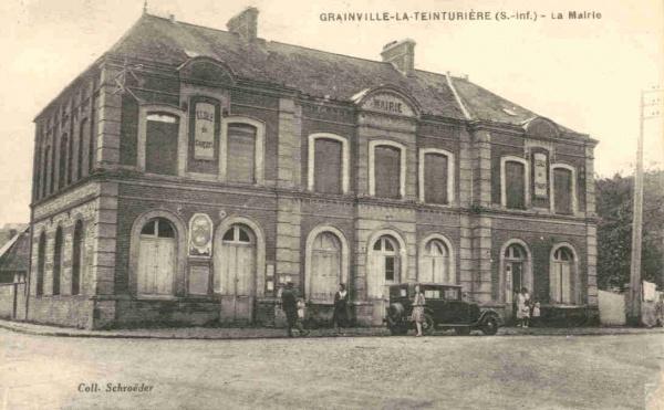 Vue_Ecole_MairieGrainville